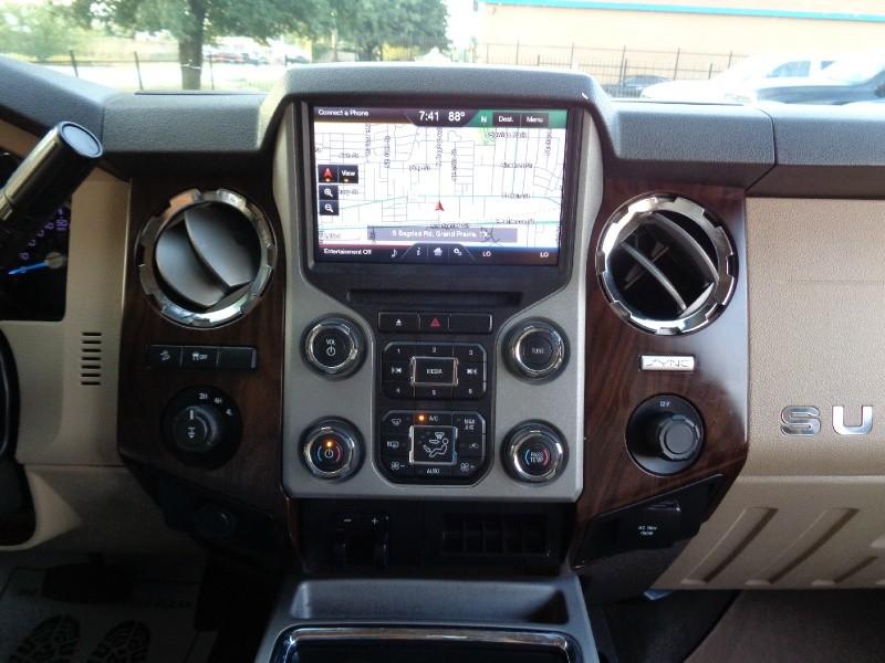 Ford F350 Lariat Crew SRW 4WD 2015 price $24,995
