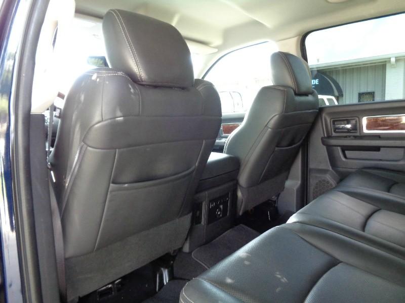 RAM 3500 Laramie Mega Cab Diesel 4WD 2012 price $34,995