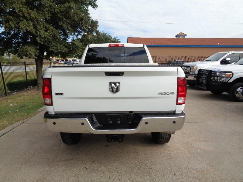 RAM 2500 SLT Crew Diesel 4WD 2015 price $34,995