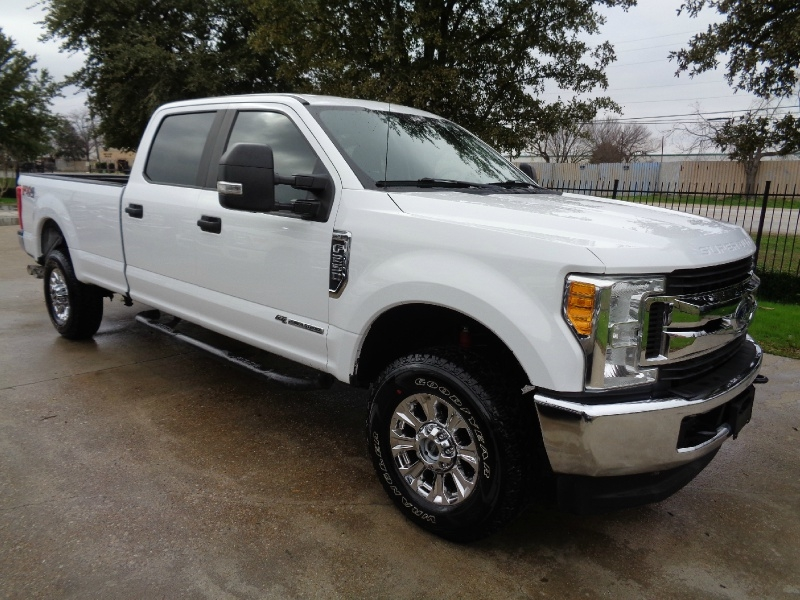 Ford F-250 FX4 Crew Cab Diesel 4WD 2017 price $28,995