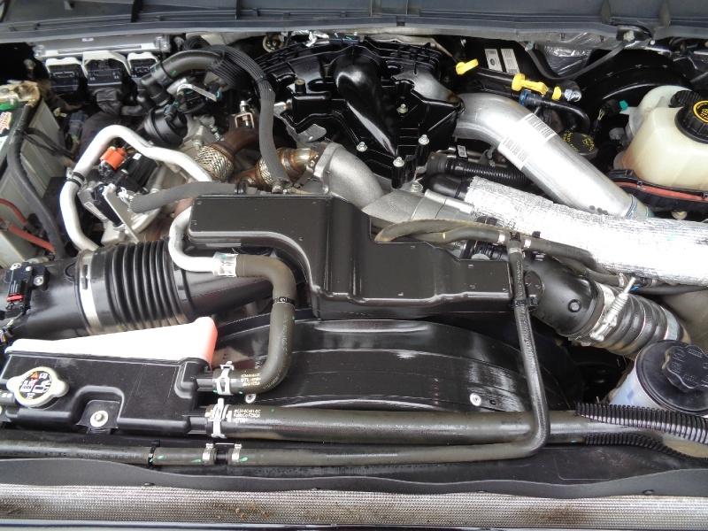 Ford F350 Lariat FX4 Crew Diesel 4WD 2016 price $33,995