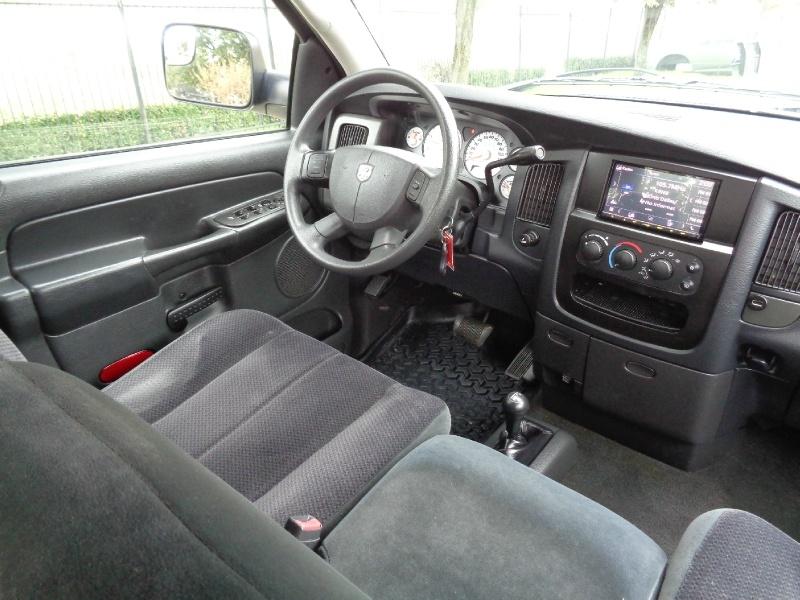 Dodge Ram 2500 SLT Quad Diesel 4WD 2005 price $10,995