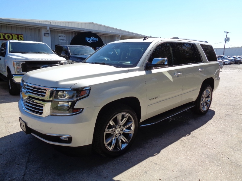 Chevrolet Tahoe LTZ NAV TV/DVD 4WD 2015 price $31,995