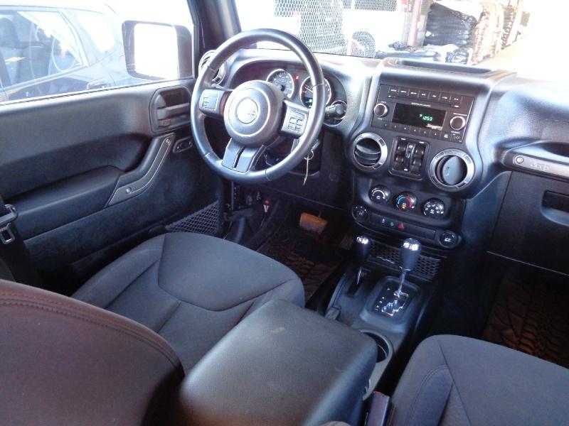 Jeep Wrangler Unlimited 2013 price $21,495