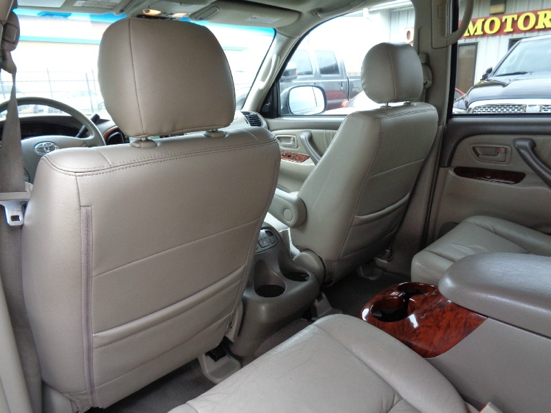Toyota Sequoia Limited 2006 price $7,495
