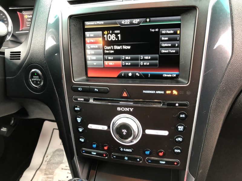 Ford Explorer Sport 4WD 2016 price $22,995