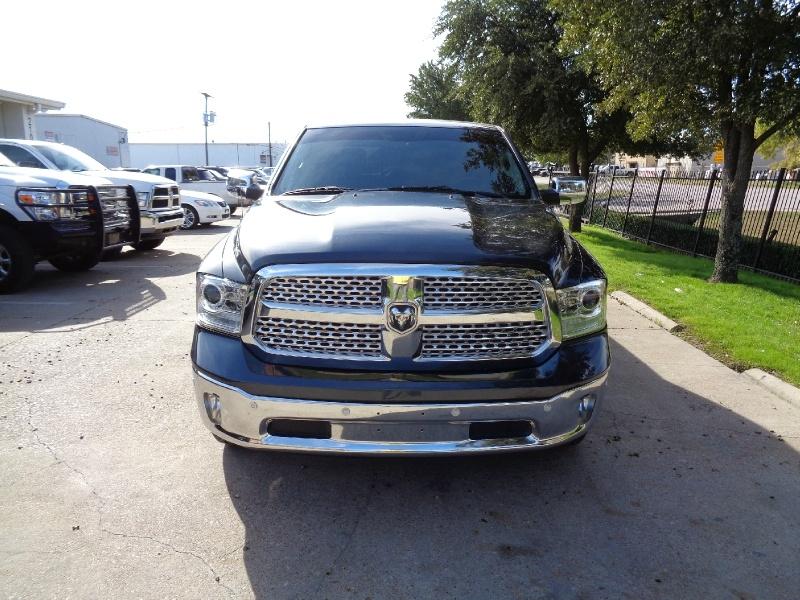 RAM 1500 Laramie Crew EcoDiesel 2016 price $28,995