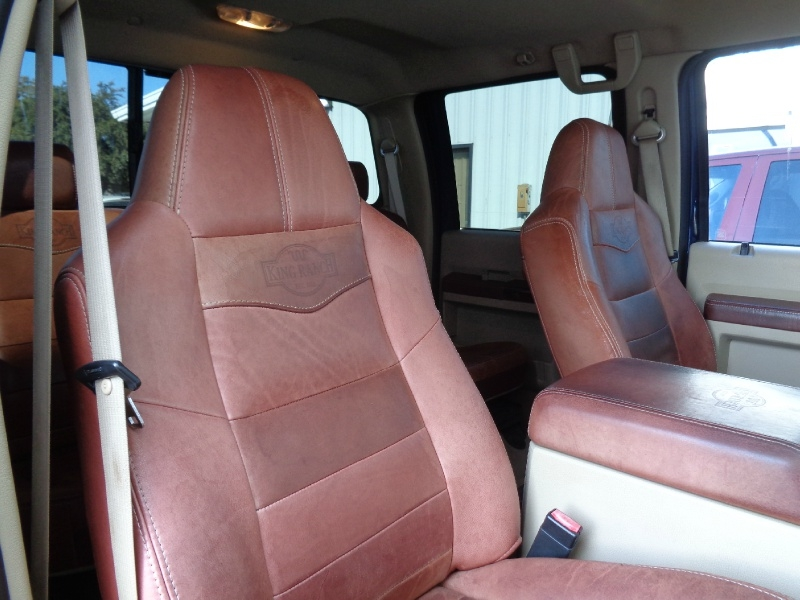 Ford Super Duty F-250 King Ranch 4WD 2008 price $14,995