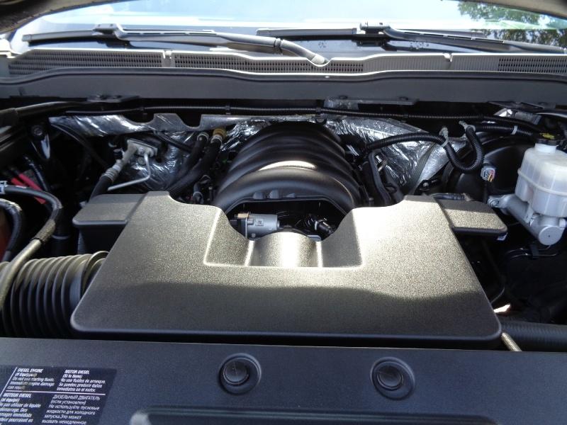 Chevrolet Silverado 1500 LTZ Crew 4WD 2015 price $26,995