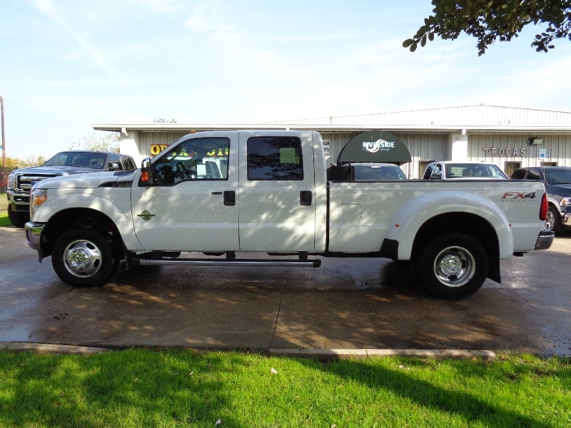 Ford F350 XLT Crew DRW Diesel 4WD 2014 price $17,995
