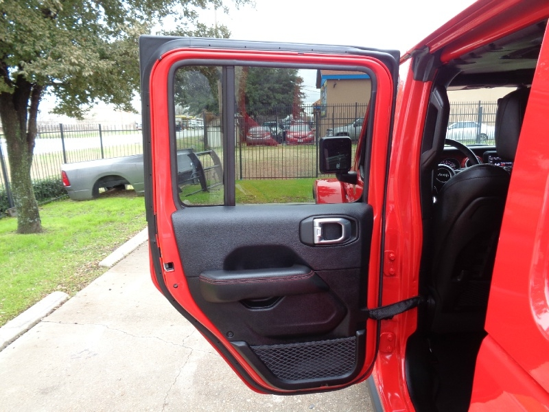 Jeep Wrangler Unlimited Rubicon 4WD 2018 price $38,495