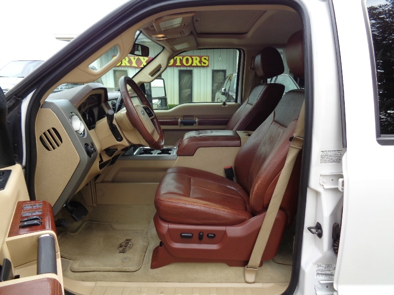 Ford F350 King Ranch Crew Diesel 4WD 2012 price $28,495