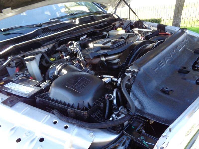 RAM 3500 Tradesman Crew Diesel 4WD 2016 price $26,495