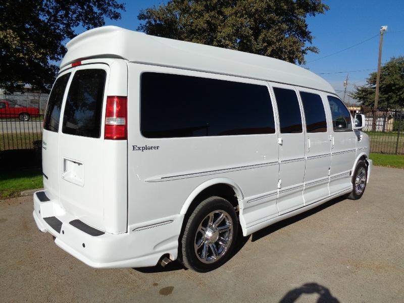 Chevrolet Express Limited SE Conversion Van 2014 price $29,995