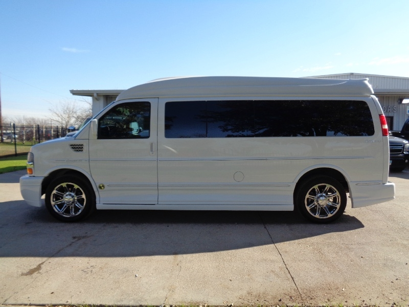 Chevrolet Express Limited SE Conversion Van 2014 price $29,995