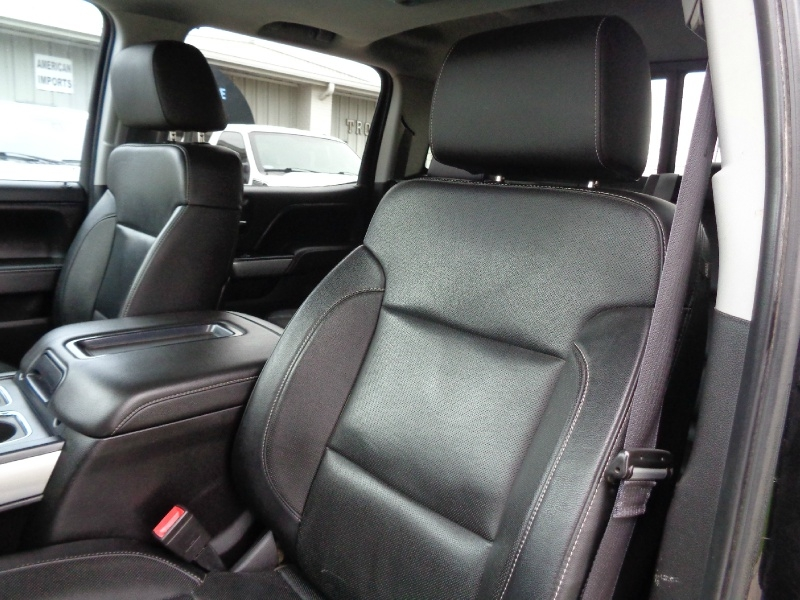 Chevrolet Silverado 2500 LTZ Diesel 4WD 2015 price $35,995