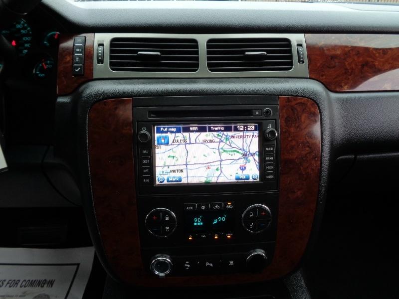 Chevrolet Silverado 1500 LTZ Crew 4WD 2011 price