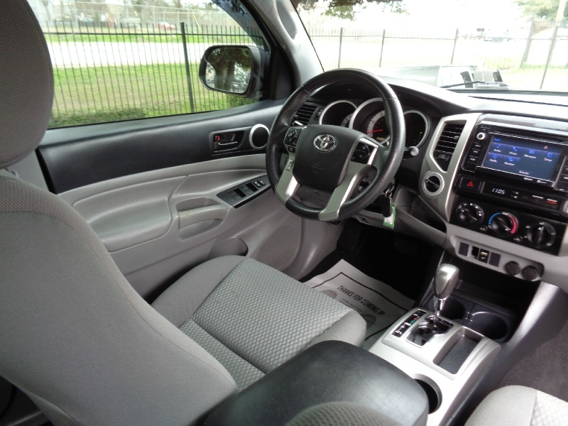 Toyota Tacoma TRD Double Cab 4WD 2014 price $21,995