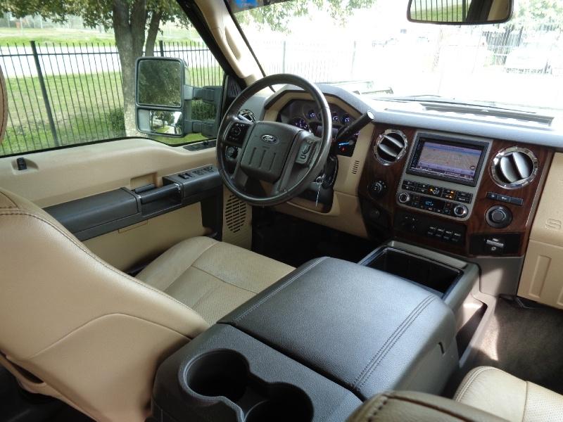 Ford F250 Lariat FX4 Crew Diesel 4WD 2012 price $25,495