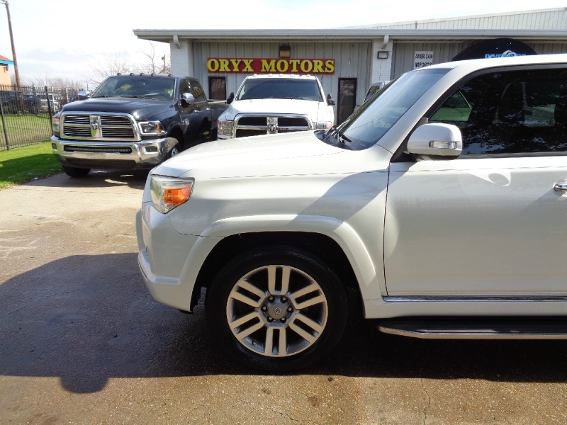 Toyota 4Runner Limited 2013 price $16,495