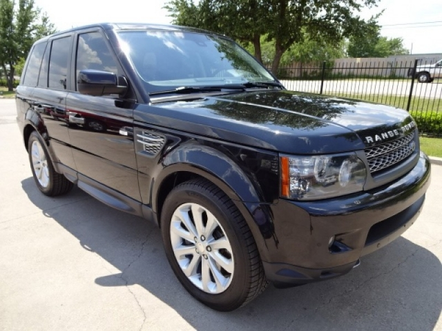 2011 Land Rover Range Rover Sport Supercharged Inventory Oryx