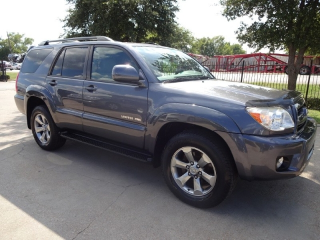 2008 Toyota 4runner Limited V8 4x4 Leather Navigation Inventory