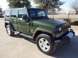 Jeep Wrangler Unlimited Sahara 4X4 2008