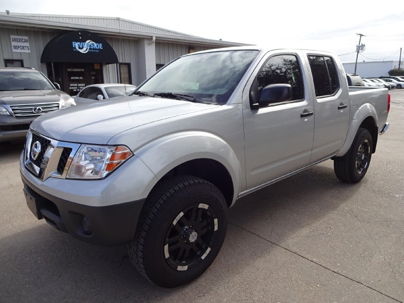 2016 nissan frontier s 4wd crew cab v6 inventory oryx motors auto dealership in grand. Black Bedroom Furniture Sets. Home Design Ideas