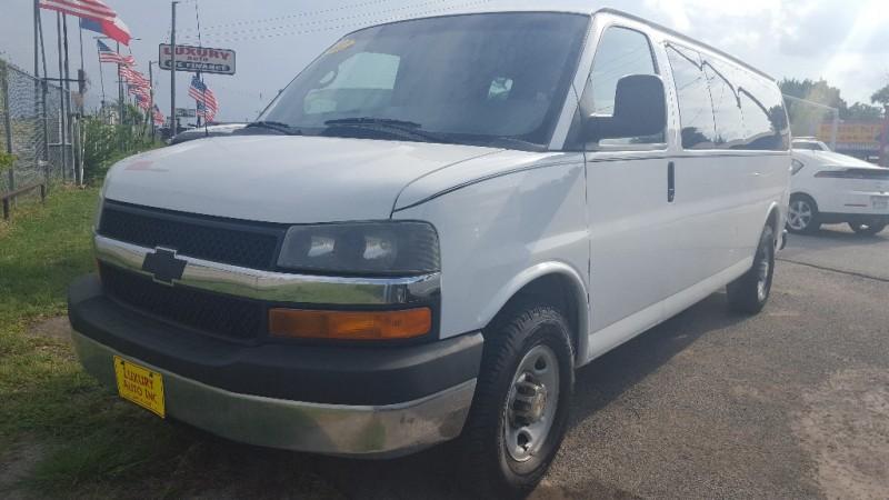 Chevrolet Express Passenger 2012 price Call Dealer
