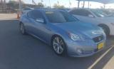 Hyundai Genesis Coupe 2012
