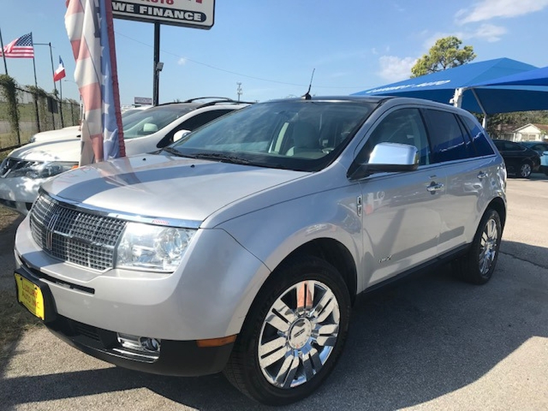 Lincoln MKX 2009 price CALL DEALER