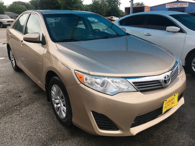 Toyota Camry 2012 price Call Dealer