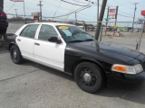Ford Police Interceptor 2009