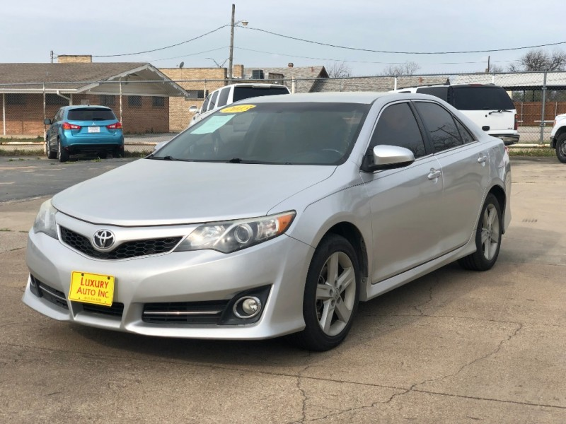 Toyota Camry 2013 price CALL DEALER