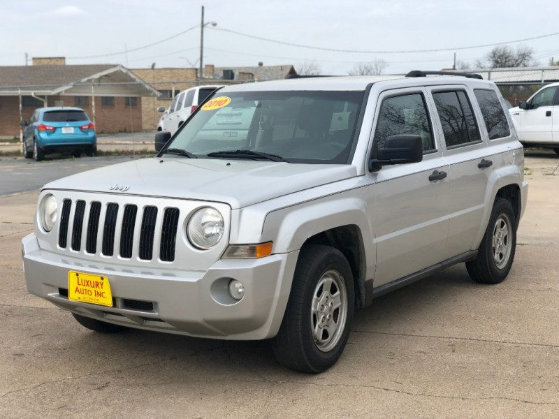 Jeep Patriot 2010 price CALL DEALER