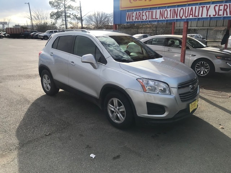 Chevrolet Trax 2015 price Call Dealer
