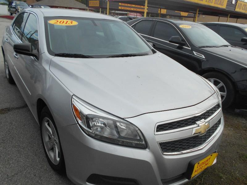 2013 Chevrolet Malibu 4dr Sdn LS w/1FL - Inventory ...