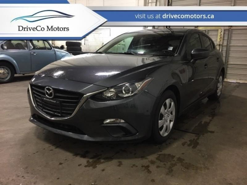 Mazda Mazda3 Sport 2015 price $14,588
