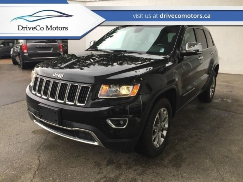 Jeep Grand Cherokee 2015 price $22,888
