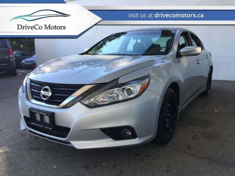 Nissan Altima 2016 price $18,995
