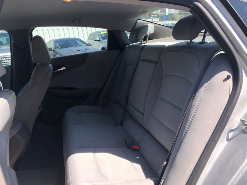 Chevrolet Malibu 2016 price $16,888