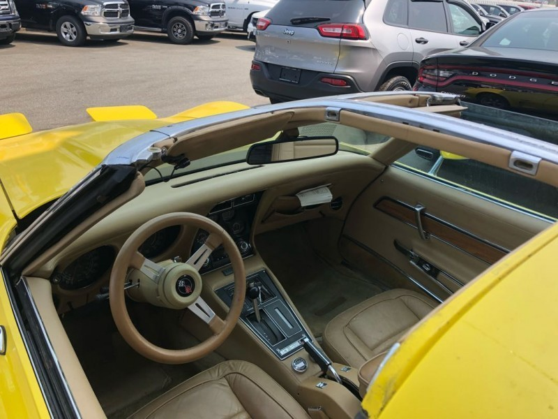 Chevrolet Corvette 1976 price $19,888