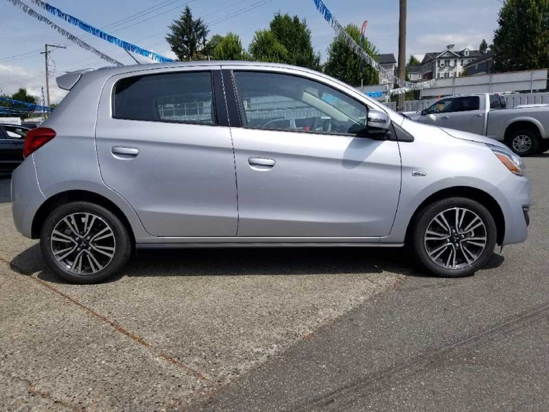 Mitsubishi MIRAGE 2018 price Call for Pricing.