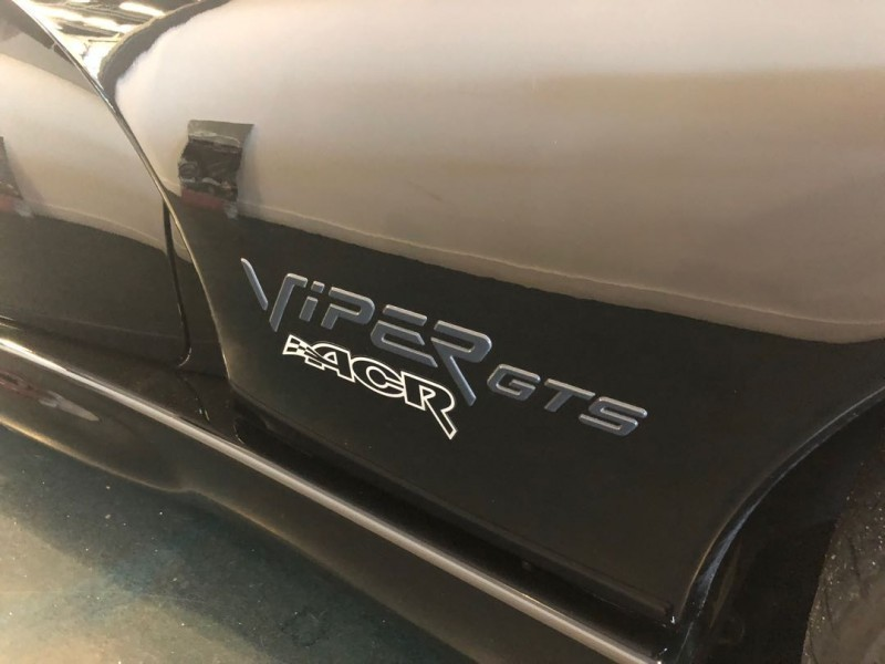 Dodge Viper 1999 price $94,995