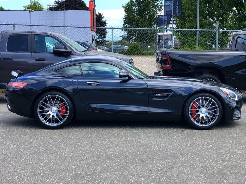 Mercedes Benz AMG GT 2017 price $118,888