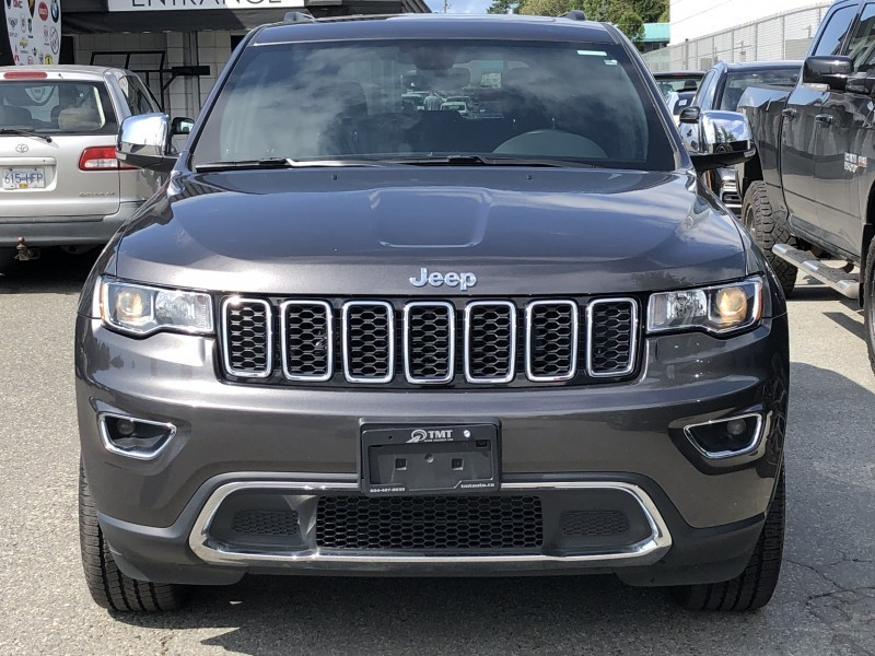 Jeep GRAND CHEROKEE 2017 price $34,800