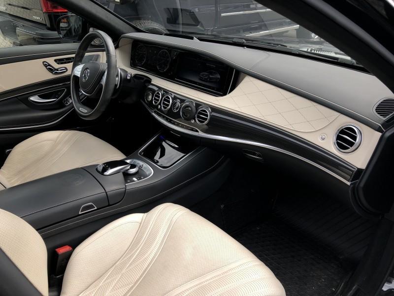 Mercedes Benz S-Class 2015 price $99,888