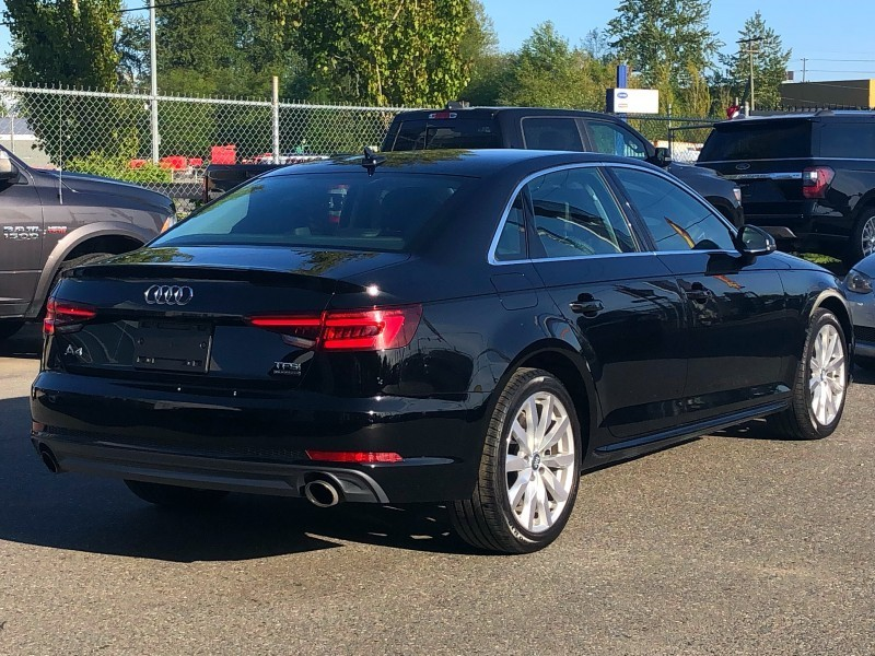 Audi A4 Sedan 2018 price Call for Pricing.