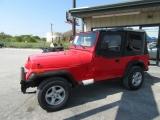 Jeep Wrangler YJ 1995