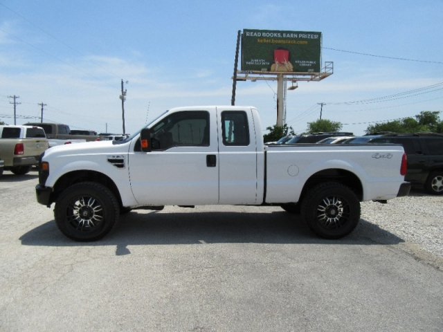 2009 Ford Super Duty F-250